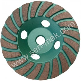 Diamond Grinding Wheel 100mmxM14