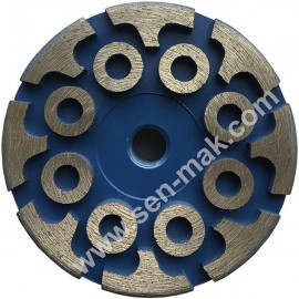 Diamond Cup Wheel Concrete-GRANITE