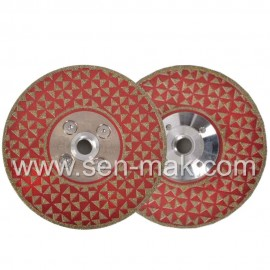 Electroplated Diamond Marble Blade