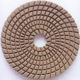 "4"" 100mm 4 Step Diamond Pad"