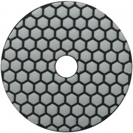 5 Step Dry Polishing Diamond Pads