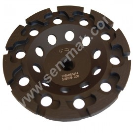 Diamond Grinding Wheel 125mmxM14