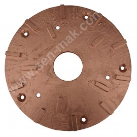Concrete Grinding Diamond Caliber Diameter 320mm