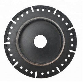 Diamond Brazed Cutting And Grinding Wheel 125 mm