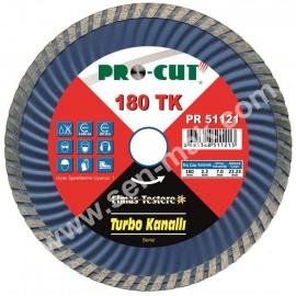 PRO-CUT Kuru Kesici Çap: 180mm Bağlantı: 22,23mm